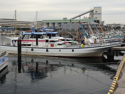 キス 長崎屋 本牧 長崎屋。シロギスを釣りに地元 長崎屋へ 久々のシロギス釣り